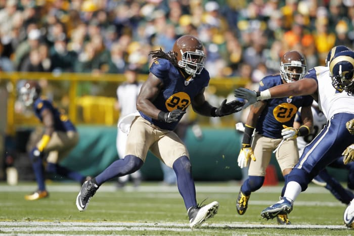 Green Bay Packers' worst look: 2011 throwback