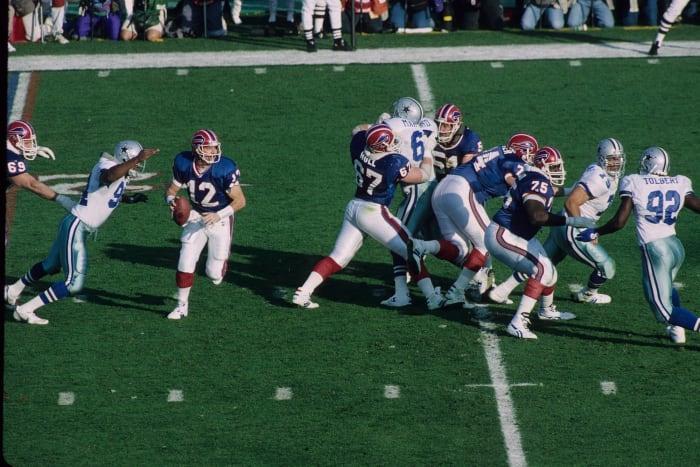 T-21. Super Bowl XXVII: Bills vs. Cowboys