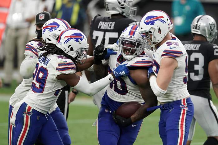 Amid Josh Allen's rise, Bills defense remains capable