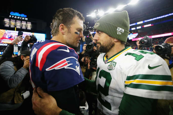 Brady's Tampa stay provides makeup call for NFL schedule format