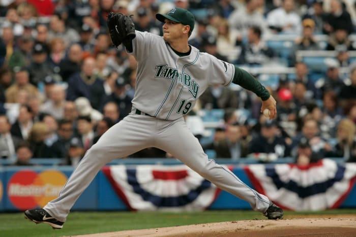 2004: Mets cambian a Scott Kazmir por Victor Zambrano por los Devil Rays