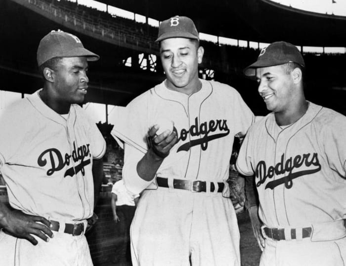 1956: First Cy Young Award Winner: Don Newcombe