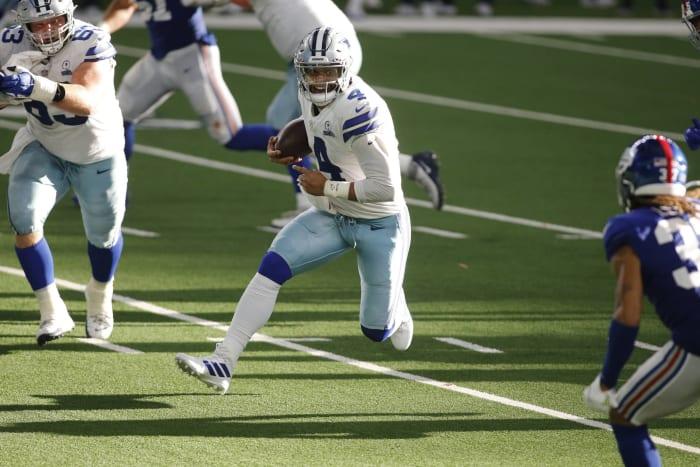 Dallas Cowboys: decide on Dak