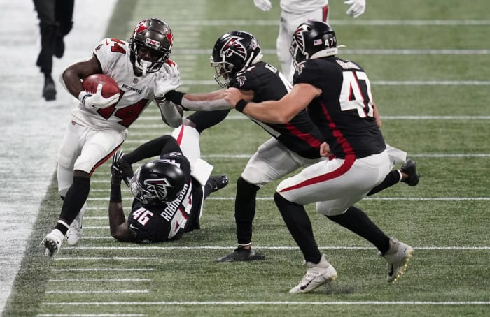 Latest Falcons collapse will send staff packing