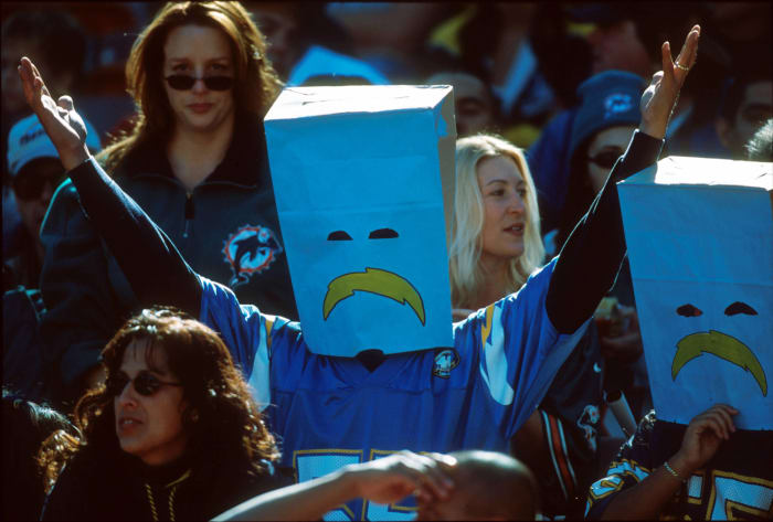 2000 San Diego Chargers