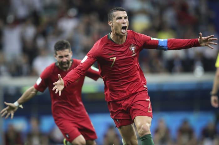 Cristiano Ronaldo, Soccer ($105M)