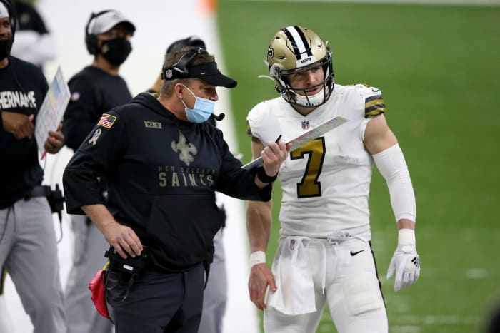 New Orleans Saints: amid historic cap hell, replace Drew Brees