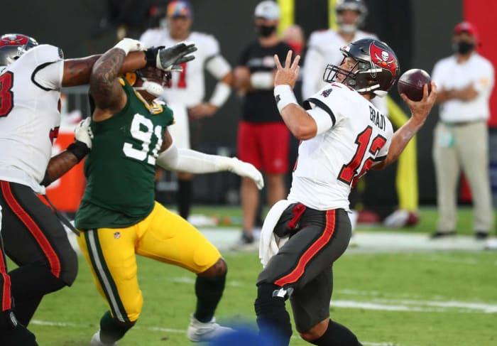 Week 6: Buccaneers 38, Packers 10