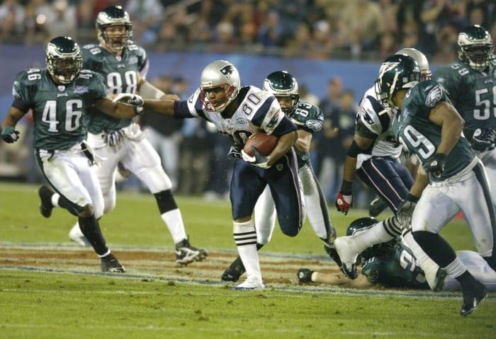 T-34. Super Bowl XXXIX: Patriots vs. Eagles