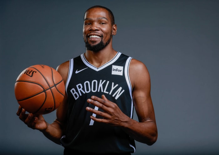 Kevin Durant, Basketball ($73.1M)