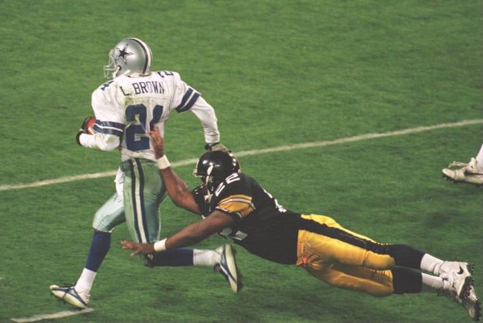 T-14. Super Bowl XXX: Steelers vs. Cowboys