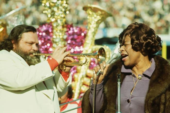 Super Bowl VI halftime show - Ella Fitzgerald
