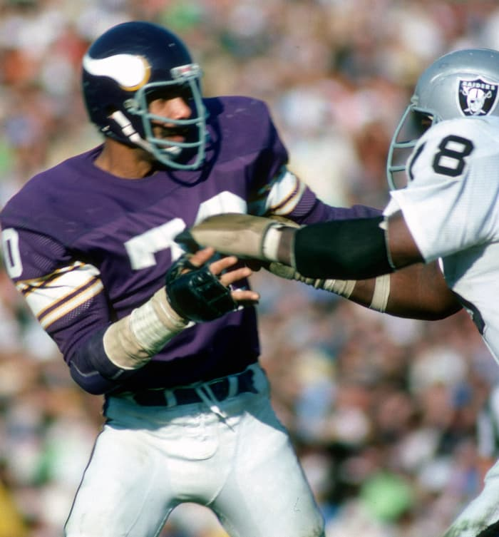 Jim Marshall, Age 39: Super Bowl XI