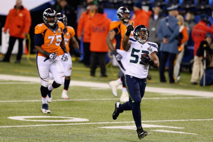 Malcolm Smith: Super Bowl XLVIII