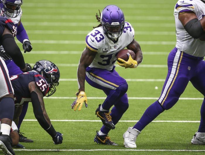 Dalvin Cook's reliability crucial for Vikings formula