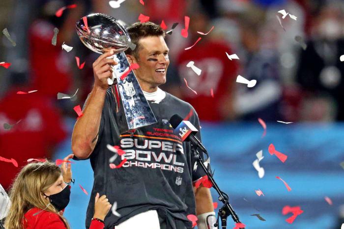 Brady rises onto unassailable perch