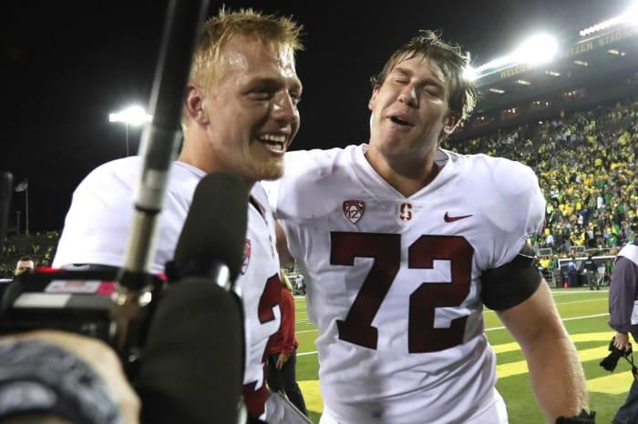 Pittsburgh Steelers: Walker Little, OT, Stanford