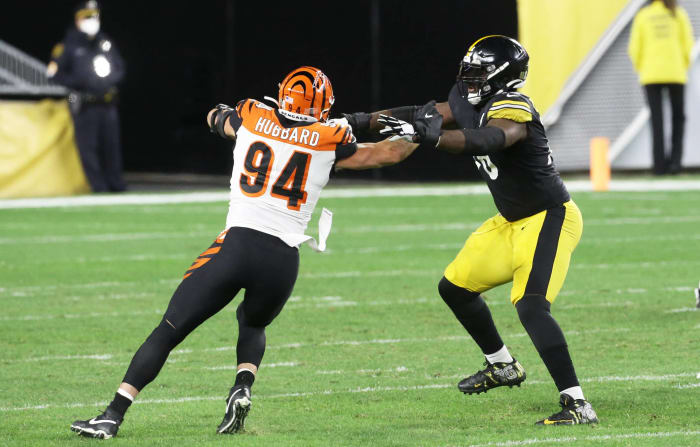Bengals may provide Roethlisberger necessary time