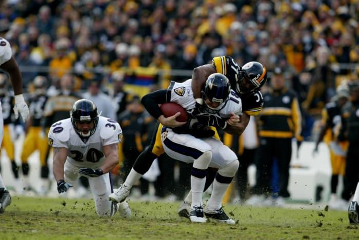2001 Baltimore Ravens