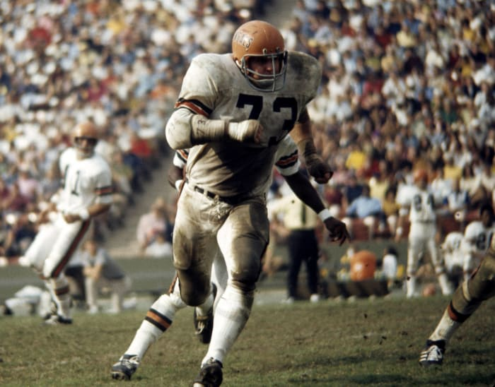 Cincinnati Bengals' worst look: 1968-80 away