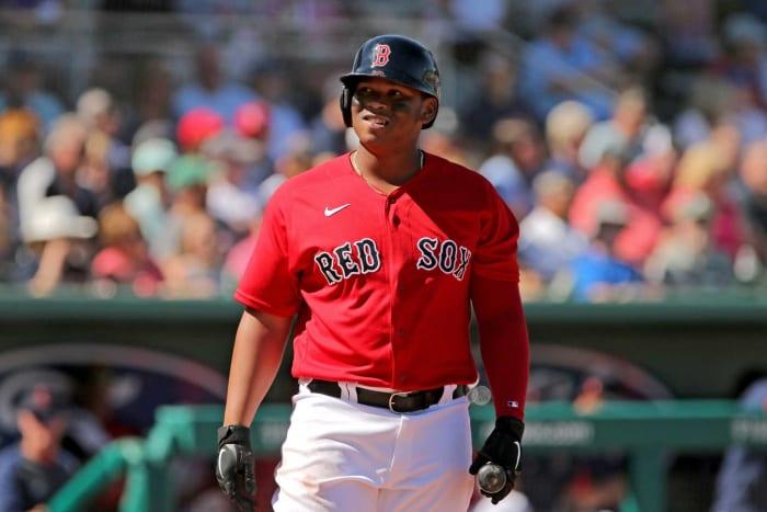 Medias Rojas de Boston: Rafael Devers, 3B