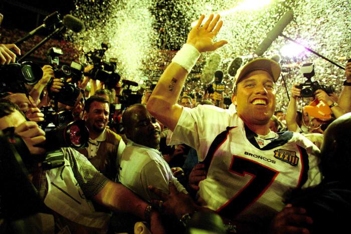 Super Bowl XXXIII: Denver 34, Atlanta 19