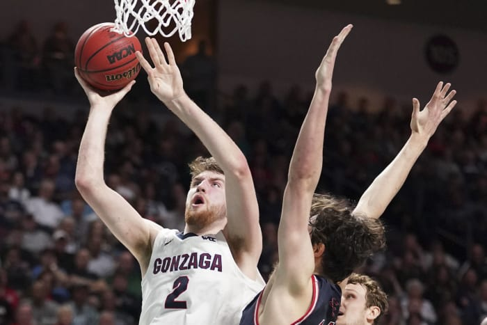 Is this finally Gonzaga's year?
