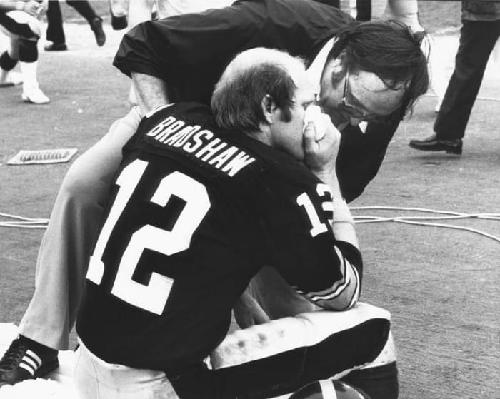Terry Bradshaw, QB, Pittsburgh Steelers - Super Bowl XIII