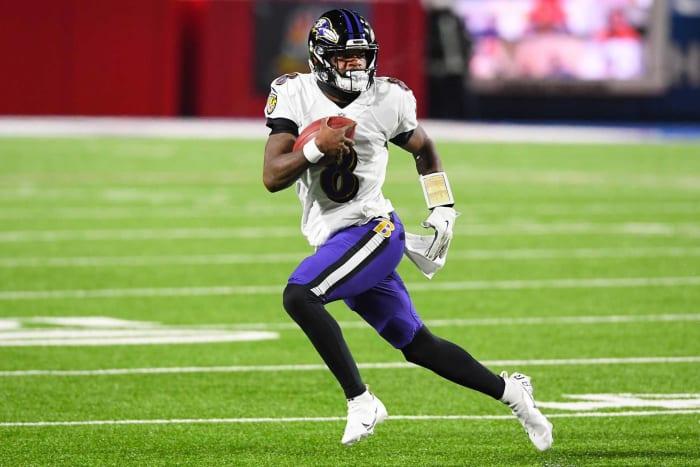 Baltimore Ravens +1200
