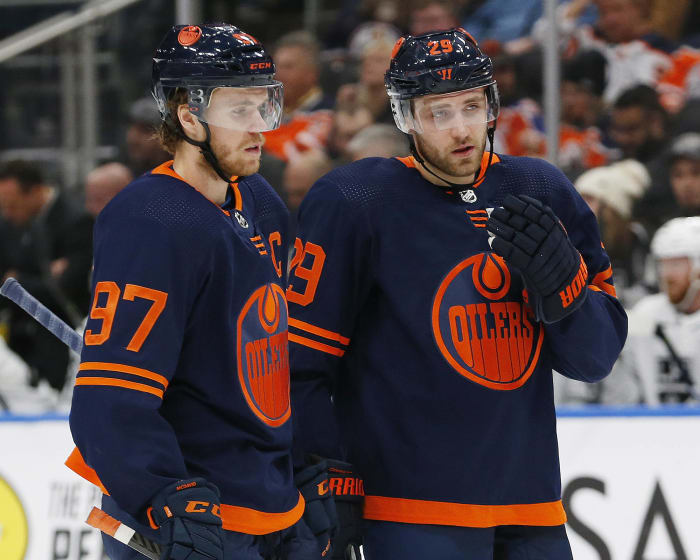 Will the Oilers get McDavid and Draisaitl some help?