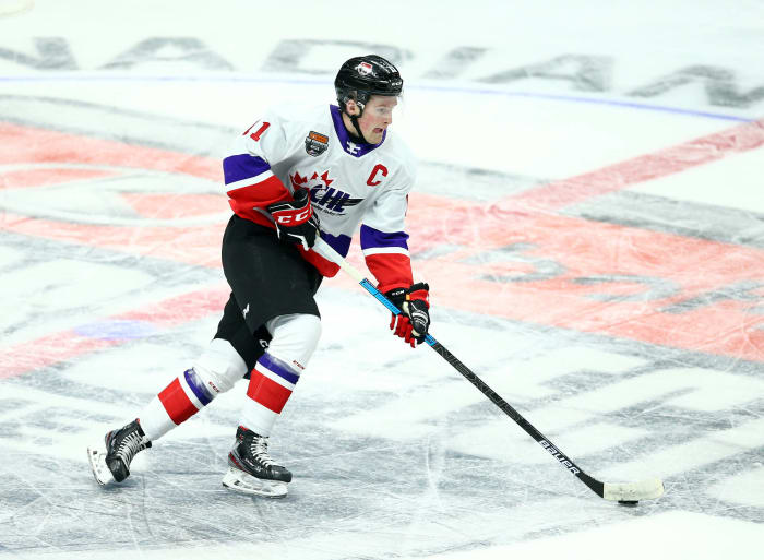 Calder Trophy (Rookie of the year): Alexis Lafreniere, New York Rangers