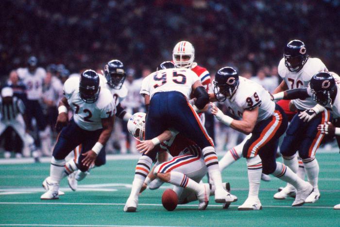 Richard Dent: Super Bowl XX