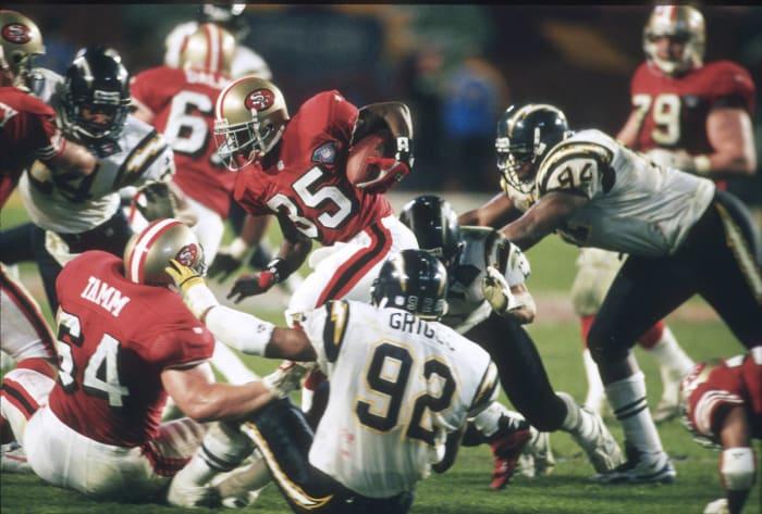 Super Bowl XXIX: Chargers vs. 49ers