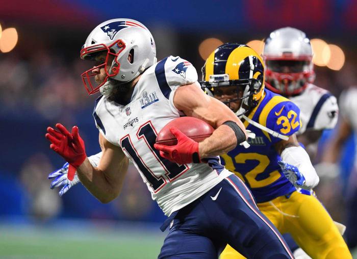 Julian Edelman, WR, New England Patriots - Super Bowl LIII