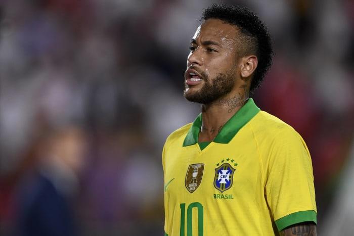 Neymar, Soccer ($95.5M)