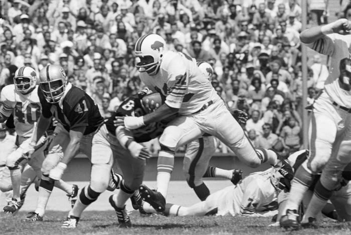 1971 Buffalo Bills