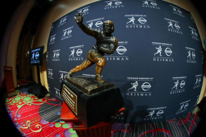 Buck the Heisman Trophy trend