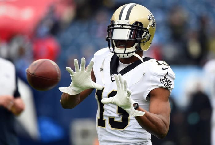 Saints again to make do without All-Pro