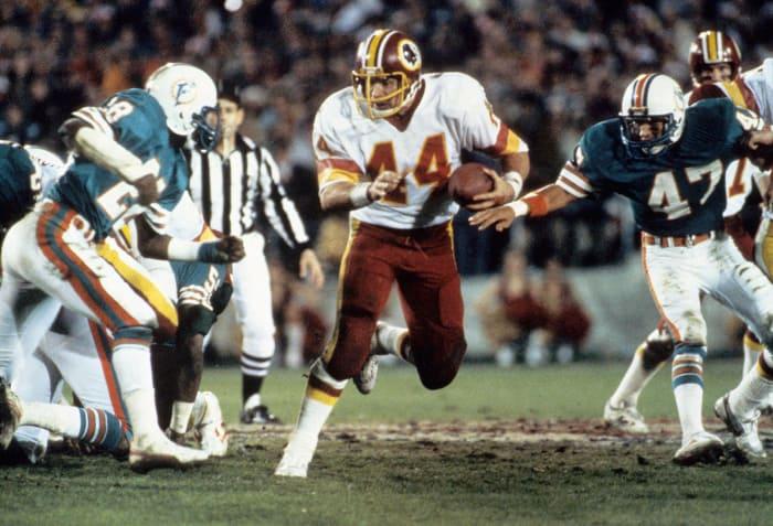 John Riggins, RB, Washington Redskins - Super Bowl XVII