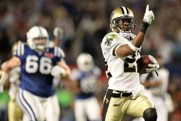 Tracy Porter: Super Bowl XLIV