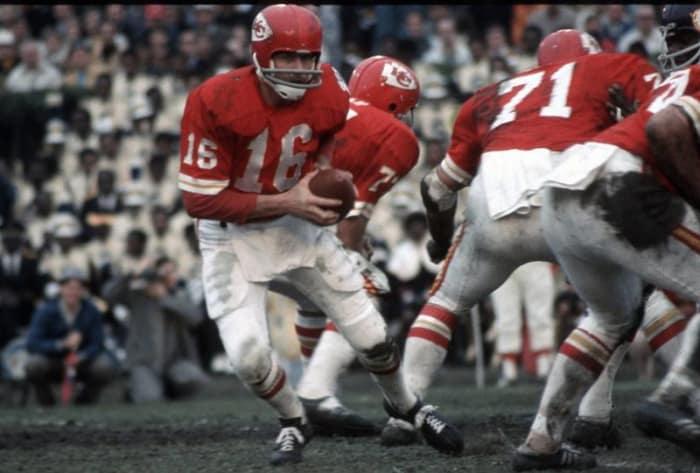 Len Dawson, QB, Kansas City Chiefs - Super Bowl IV