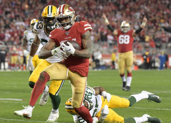 Raheem Mostert takes over the NFC Championship Game