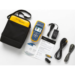 Excel Includes LinkRunner AT 2000 with Li-ion battery, Wireview C