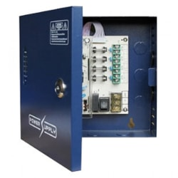Zenith Security Co. ZS-DC120405 4 Way CCTV power supply