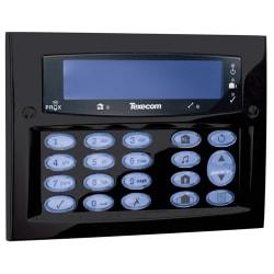 Texecom DBD-0124 - KEYPAD LCDLP Premier Elite FMK Black