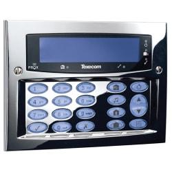 Texecom DBD-0127 - KEYPAD LCDLP Premier Elite SMK Pol Chrom