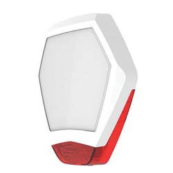 Texecom WDB-0002 - SOUNDER COVER Odyssey X3 White/Red