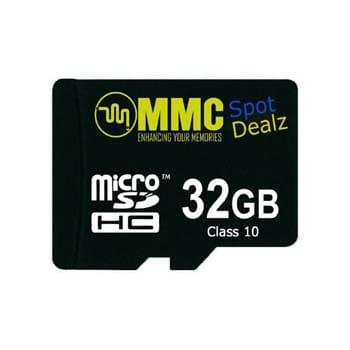 Spot Dealz Ultra 32 GB MMC Class 10 48 MB/s Memory Card