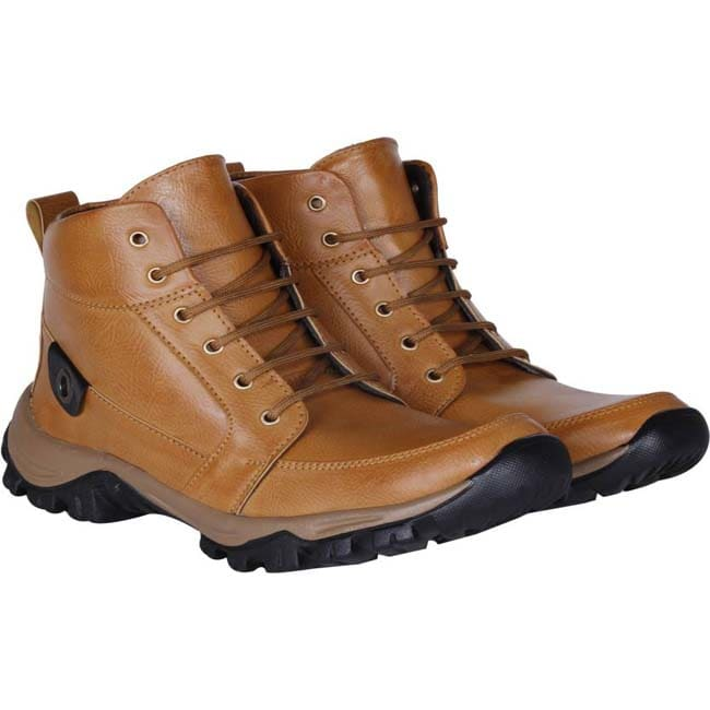 Kraasa HeatBeat Boots, Outdoors  (Tan)