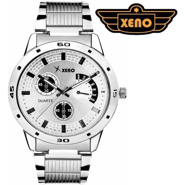 Xeno ZD0002 One Analog Watch - For Men
